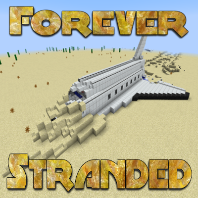 Minecraft Challange MAP (Forever Stranded)