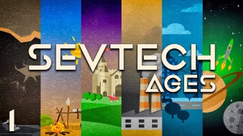 Minecraft –> SevTech:AGES Server